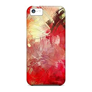 Iphone 5c Loo31246GLKR Paint Brushes Cases Covers. Fits Iphone 5c