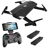 Holy Stone HS160 Shadow FPV RC Drone with 720P HD Wi-Fi Camera Live