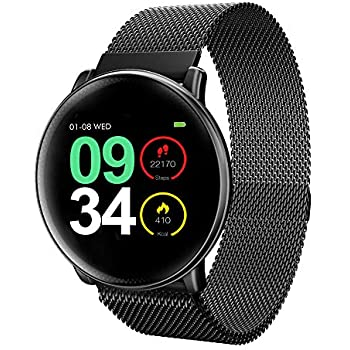 Amazon.com: Blackview Smart Watch, Fitness Tracker with ...
