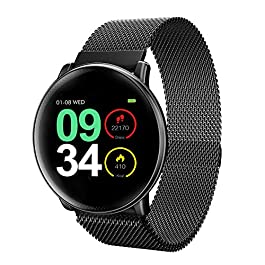 UMIDIGI Smart Watch Uwatch2 Fitness Tracker,with All-Day Heart Rate & Activity Tracking, Sleep Monitoring, IP67,Ultra…