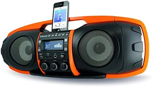 Radio FM Altavoz portátil Bluetooth Stereo Doble Subwoofer ...