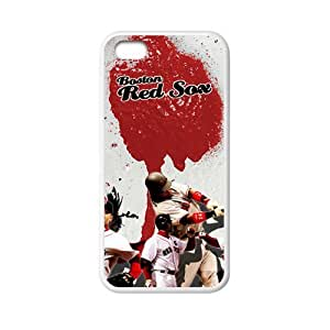 meilz aiaiCustom Boston Red Sox Alice in Wonderland Back Cover Case for iphone 4/4s OA-990meilz aiai