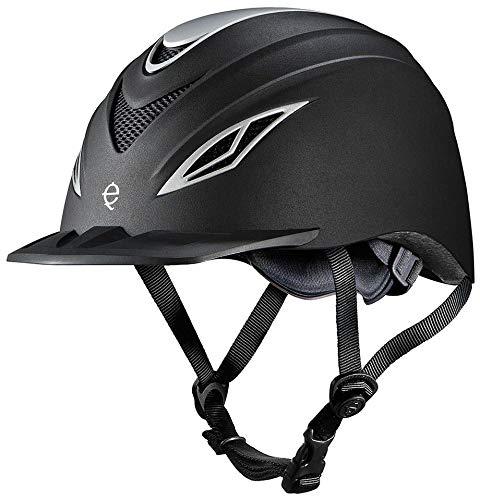 Troxel Avalon Helmet, Black, Medium ()