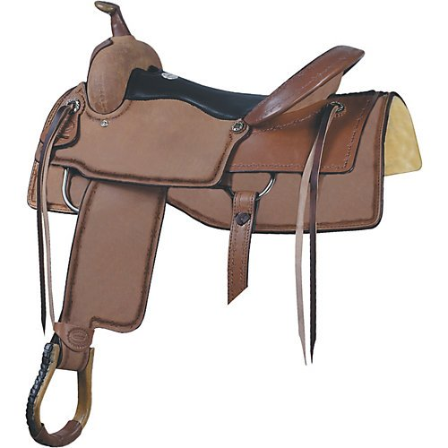 Billy Cook Saddlery Cowhide Cutter Saddle 16