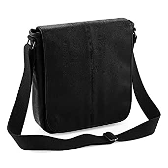 Quadra NuHide Faux Leather City Bag