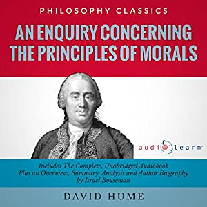 An Enquiry Concerning the Principles of Morals by David Hume Audiobook