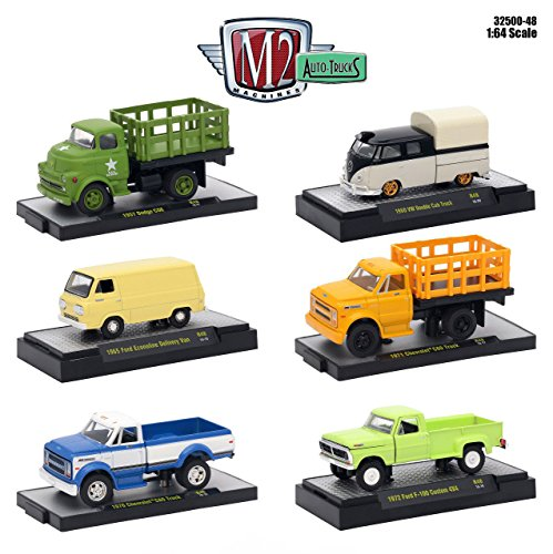 M2 Machines 1:64 COLLECTION - Auto-Trucks Release 48 for sale  Delivered anywhere in USA