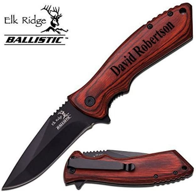 Free Engraving - Quality Elk