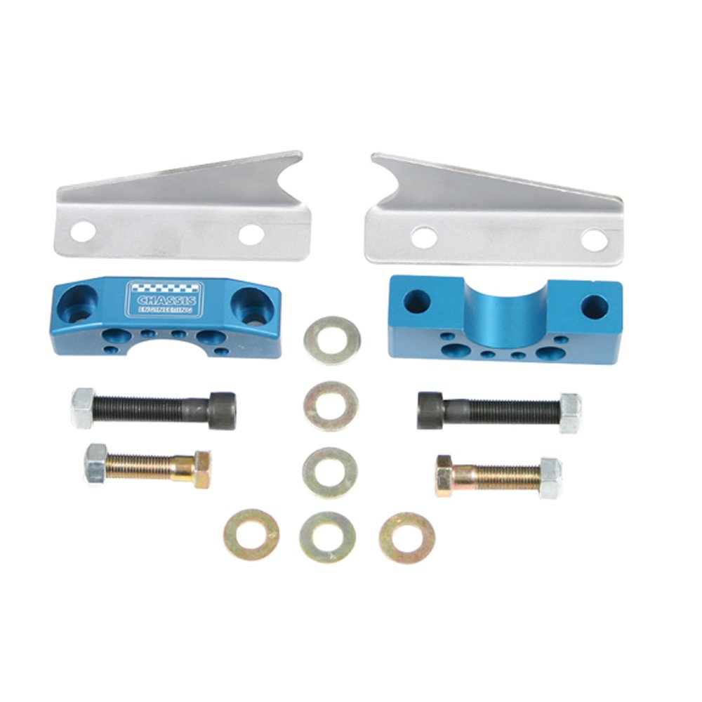 Chassis Engineering 2701 Billet Rack Mount Kit for Pinto 71-72