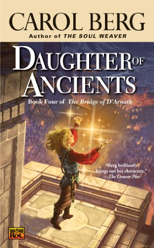 book cover of Daughter of Ancients