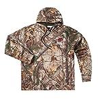 NFL Arizona Cardinals Adult Champion Realtree Xtra Polyester Tech Fleece Pullover, Medium, Camo