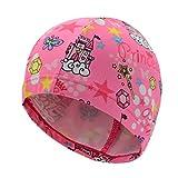 Kylin Express Fun Swimming Cap for Kids & Toddlers -Kids Swim Cap Durable Swimwear Hair & Ear Protector,#Q