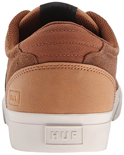 Huf Mens Galaxy Skate Shoe Toffee