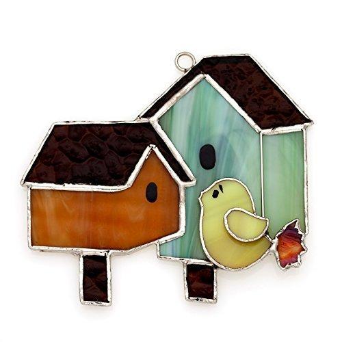 Double Birdhouse - 8