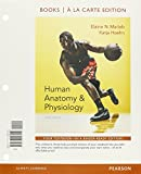 img - for Human Anatomy & Physiology, Books a la Carte Edition, Modified MasteringA&P with Pearson eText & Access Card, Human Anatomy & Physiology Laboratory ... Brief Atlas of the Human Body (10th Edition) book / textbook / text book