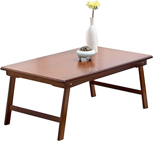Mesas de centro Ordenador Mesa de café Mirador de Tatami pequeño ...