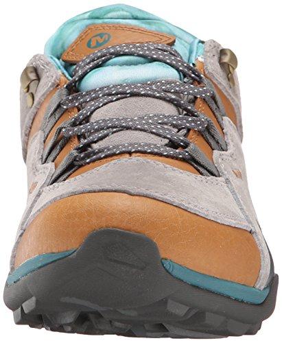 Merrell fluoresceína zapatos de trekking impermeables Brown Sugar