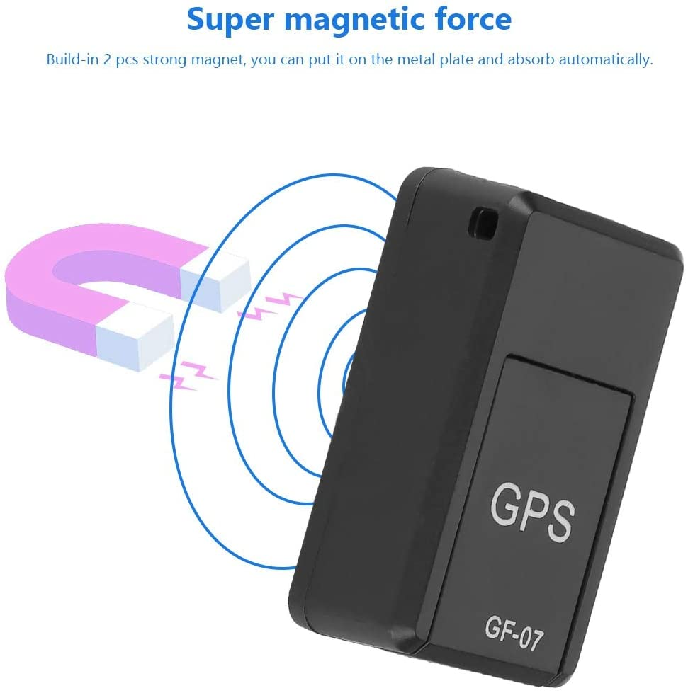 Tracking Zopsc Mini Portable Locator GSM GPRS GPS LBS Real Time Tracker Device for Cars Magnetic Support Remote Control of Mobile Phone Emergency Alarms and Management Monitoring Surveillance