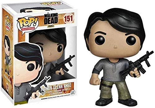 The Walking Dead -Prision Glenn Pop Forma Television Coleccion 10CM Jugue