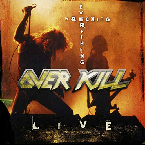 Vinilo : Overkill - Wrecking Everything (Gatefold LP Jacket, 2 Disc)