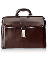 Piquadro Doctor's Bag, Mahogany, One Size
