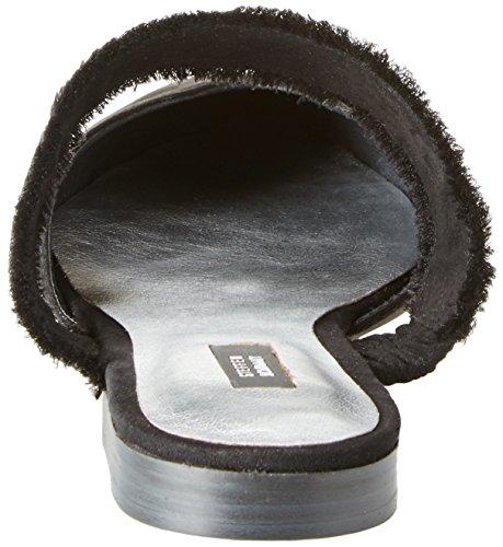 Schraut Sandales 121 Femme Kings Steffen 1 Ave Noir Fermé Bout Black dwI5Iq