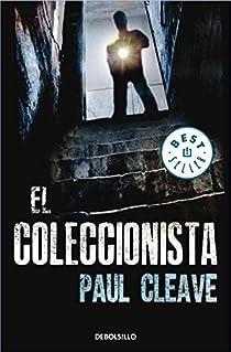 El coleccionista par Paul Cleave