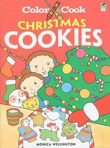 Color & Cook Christmas Cookies PDF