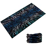 GOT 16-in-1 Headband - Multifunctional Microfiber Sports Headwear - Cycling, Running, Yoga, Fishing, Fashion - Breathable, Moisture Wicking - Works as Scarf, Face Mask, Neck Gaiter, Bandana, Balaclava