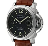 Officine Panerai Luminor Marina automatic-self-wind mens Watch PAM 48 (Certified Pre-owned)