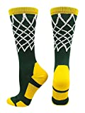 MadSportsStuff Crew Length Elite Basketball Socks