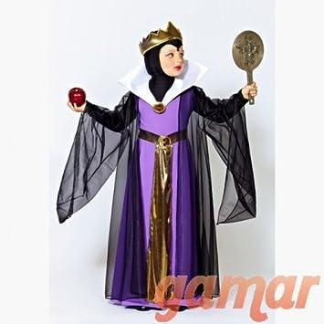 Disfraz de Madrastra Blancanieves Comprar Disfraces para Niña ...