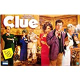 Parker Brothers Classic Detective Game CLUE - 1998 Version