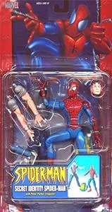 Secret Identity Spider-Man