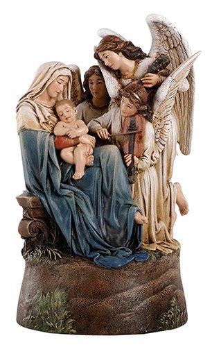 最適な価格 CBカトリックys864 9で B074F3W5NM。AG Song of 9で。AG of Angels Musical Figurine B074F3W5NM, blancdejuillet ブランドジュリエ:54dd955c --- arcego.dominiotemporario.com