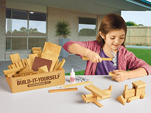 Lakeshore Build-It-Yourself Woodworking Kit by Lakeshore Learning Materials (Image #1)