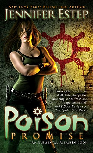 Poison Promise (Elemental Assassin Series Book