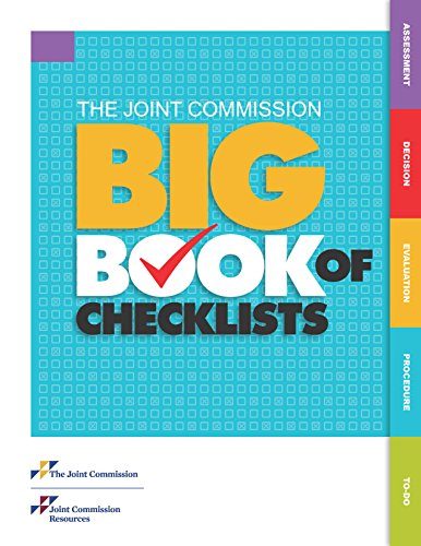 The Joint Commission Big Book of Checklists
