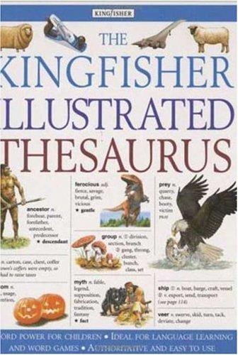 The Kingfisher Illustrated Thesaurus