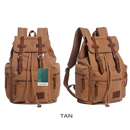 LUI SUI Retro Backpack Rucksuck duffelbag product image