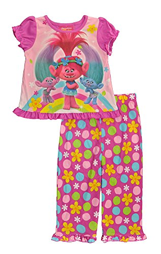 Pink 2 Piece Pajamas - 9