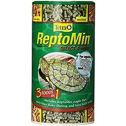 Tetra 29253 ReptoMin Select-a-Food, 1.55-Ounce, 250-ml