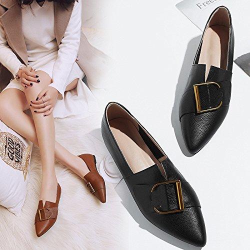 Plates Femmes Chaussures Fminine Accentue Semelles De Sauvage Augmentation Zfnyy Pour La Mode wzEgnqx