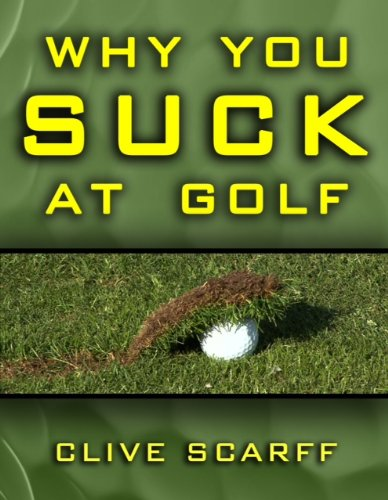 Why You Suck at Golf: 50 Most Common Mistakes by Recreational Golfers (Best Wedges For Average Golfer)