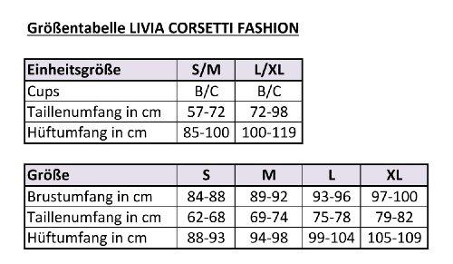 Livia Corsetti - Camisola - para mujer negro