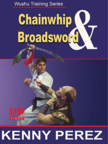 Wushu Training Chain Whip & Broadsword DVD Northern Style Kung Fu