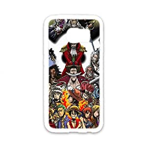 Cell Phone case ONE PIECE Cover Custom Case For Samsung Galaxy S6 edge MK9I412421