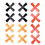 BETAFPV 3 Sets 1535 4-Blade Propeller 38mm 12ps Tiny Whoop Props for Moskito 60-80 FPV Racing Frame