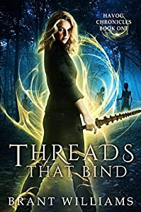 Threads That Bind by Brant Williams ebook deal