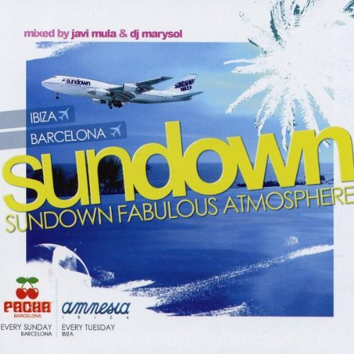Sundown Fabulous Atmosphere (+Bonus DVD/Pal/Rc-2) by Sundown Fabulous Atmosphere (+Bonus Dvd/Pal/Rc-2) ()